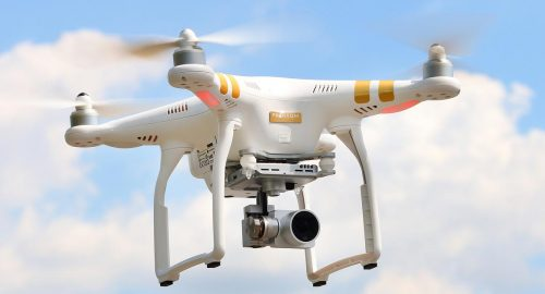 Drones in controlled airspace; a growing nuisance.