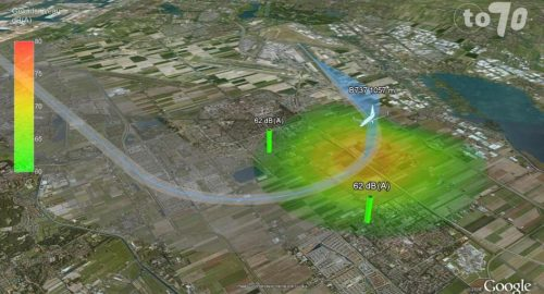 Effective Communication using Aircraft Noise Visualizations will improve the Noise Debate