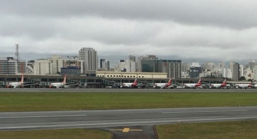 Can Brazil achieve growth when its main airports are maxed out?