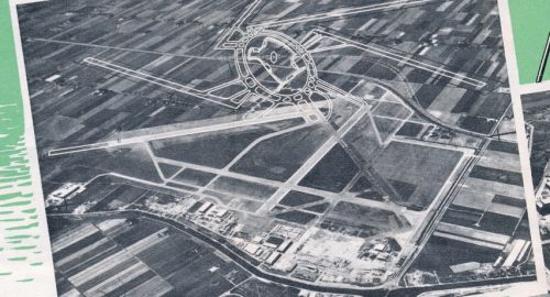 A few facts about 100 years of Schiphol