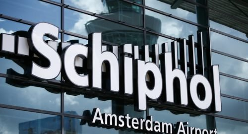 Capacity at Dutch airports is running out