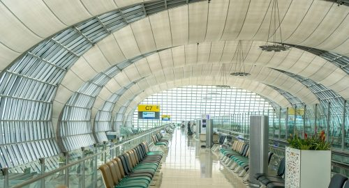 Is airline investment good for airports?