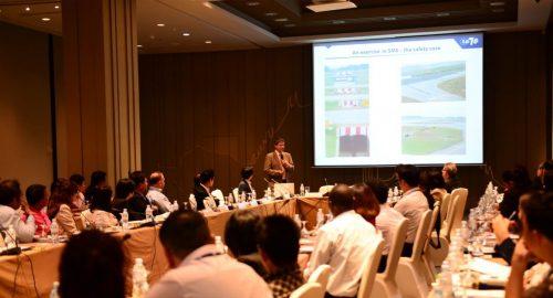 To70 hosts Workshop Safety Management in cooperation with Kasetsart University
