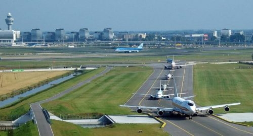 Enhancing ground infrastructure to handle 50,000 more flights