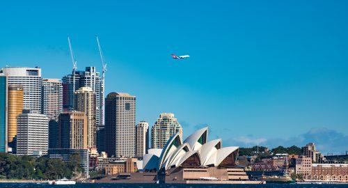 Australia is meeting aviation capacity demand head-on