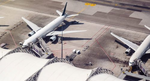 Thailand's airports: a case study in capacity issues