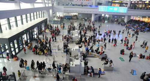 The challenge of preventing aviation security threats efficiently