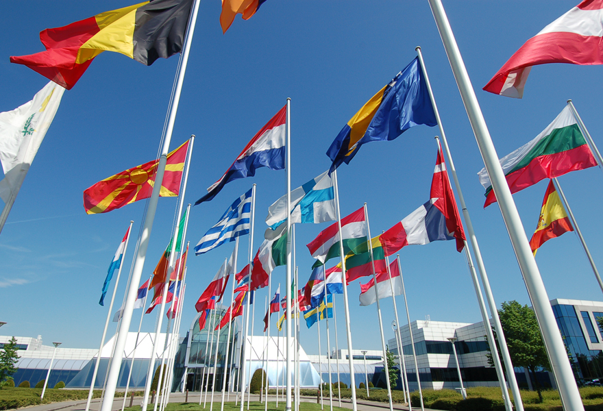 Eurocontrol Head Quarters Brussels