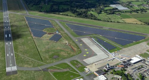 Risk-Assessing Sustainable Energy Solutions For Airports
