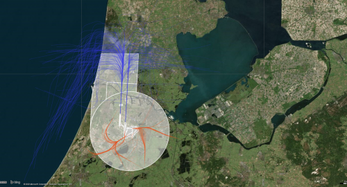 Intuitive airspace visualisation