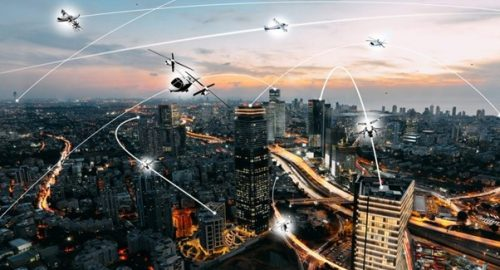 Enabling Vertical Flight Operations in Urban Environments