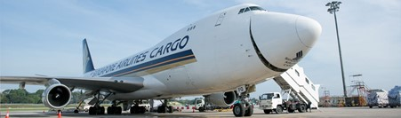 The Impact of COVID-19 on Air Cargo Development